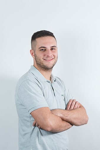 Osoba iz tima Dental Art: Luka Đaković