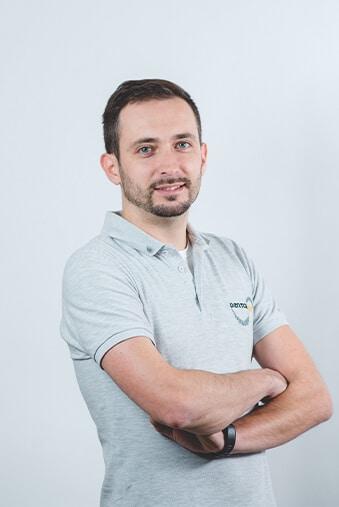 Osoba iz tima Dental Art: Miran Ercegović