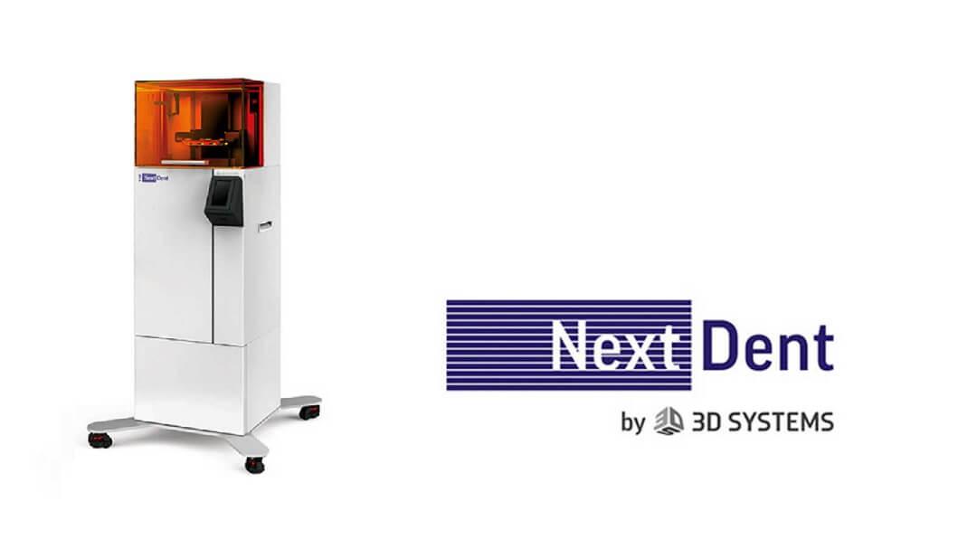 3D printer NextDent 5100 by 3D Systems
